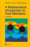 A Mathematical Introduction to Fluid Mechanics 3rd edition 9780387979182 0387979182