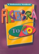 Algebra to Go 1st edition 9780669471519 0669471518