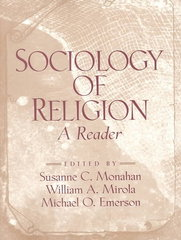 Sociology of Religion 1st edition 9780130253804 0130253804