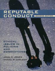 Reputable Conduct 2nd edition 9780131123335 0131123335