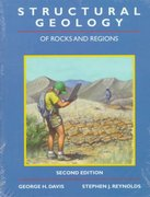 Structural Geology of Rocks and Regions 2nd edition 9780471526216 0471526215