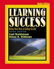 Learning Success 3rd edition 9780534573140 0534573142