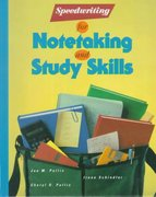 Speedwriting for Notetaking and Study Skills 1st edition 9780026851558 0026851555