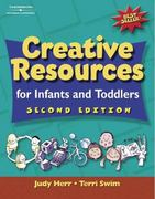 Creative Resources for Infants & Toddlers 2nd Edition 9780766830783 0766830780