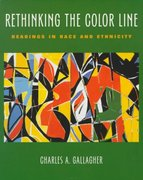 Rethinking the Color Line 1st edition 9780767402682 0767402685
