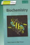 BIOS Instant Notes in Biochemistry 3rd edition 9780415367783 0415367786