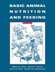 Basic Animal Nutrition and Feeding 5th Edition 9780471215394 0471215392