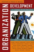 Organization Development 1st Edition 9780787984267 0787984264
