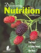 Discovering Nutrition 2nd edition 9780763735555 0763735558