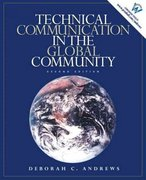 Technical Communication in the Global Community 2nd Edition 9780130281524 0130281522