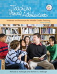 Teaching Young Adolescents 5th edition 9780131996175 0131996177