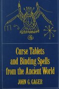 Curse Tablets and Binding Spells from the Ancient World 0 9780195134827 0195134826