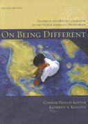 On Being Different 2nd edition 9780072417166 0072417161