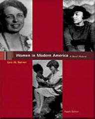 Women in Modern America 4th edition 9780155063501 0155063502
