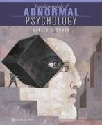 Fundamentals of Abnormal Psychology 4th edition 9780716786252 0716786257