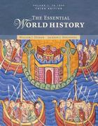 The Essential World History, Volume I 3rd edition 9780495097655 0495097659