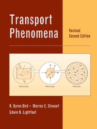 Transport Phenomena 3rd Edition 9780470115398 0470115394