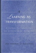 Learning as Transformation 1st edition 9780787948450 0787948454
