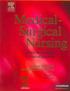 Medical-Surgical Nursing 7th edition 9780721602219 0721602215