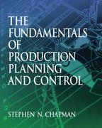 Fundamentals of Production Planning and Control 1st Edition 9780130176158 013017615X
