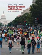 American Government and Politics Today, 2007-2008, Alternate Edition 13th edition 9780495007357 0495007358