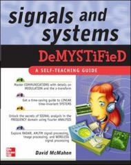 Signals & Systems Demystified 1st edition 9780071475785 0071475788
