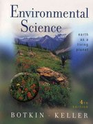 Environmental Science 4th edition 9780471389149 0471389145