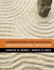 Understanding and Managing Organizational Behavior 5th Edition 9780132394574 013239457X