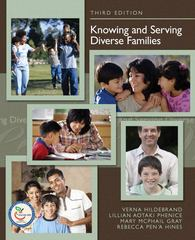 Knowing and Serving Diverse Families 3rd edition 9780132285445 0132285444