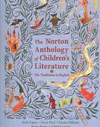 The Norton Anthology of Children's Literature 0 9780393327762 0393327760