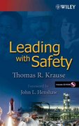 Leading with Safety 1st edition 9780471494256 0471494259