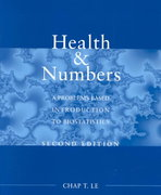 Health and Numbers 2nd edition 9780471416616 0471416614