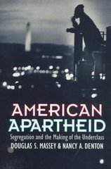 American Apartheid 1st Edition 9780674018211 0674018214