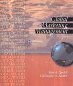 Global Marketing Management 4th edition 9780201350623 0201350629