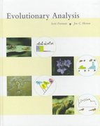 Evolutionary Analysis 1st edition 9780135680230 0135680239