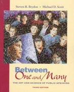Between One and Many 3rd edition 9780767408172 0767408179