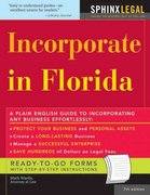 Incorporate in Florida 7th edition 9781572485402 157248540X