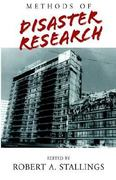 Methods of Disaster Research 1st Edition 9781401079703 1401079709