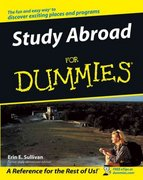 Study Abroad For Dummies 1st edition 9780764554575 0764554573