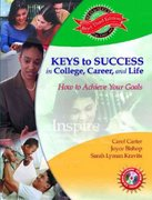 Keys to Success in College, Career and Life 3rd edition 9780130986344 0130986348