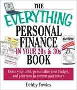 The Everything Personal Finance in Your 20s & 30s Book 0 9781580629706 1580629709