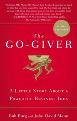 The Go-Giver 1st Edition 9781591842002 159184200X