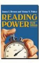 Reading Power 6th edition 9780618139019 061813901X
