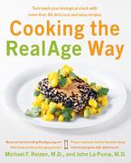 Cooking the Realage Way 0 9780060009366 0060009365