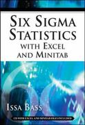 Six Sigma Statistics with EXCEL and MINITAB 1st Edition 9780071489690 007148969X