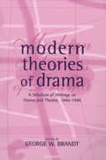 Modern Theories of Drama 1st Edition 9780198711391 0198711395