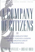 A Company of Citizens 1st Edition 9781578514403 1578514401