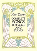 Complete Songs for Voice and Piano 0 9780486284668 0486284662