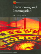 Interviewing and Interrogation 1st Edition 9780534197032 0534197035