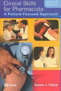 Clinical Skills for Pharmacists 2nd edition 9780323024730 0323024734